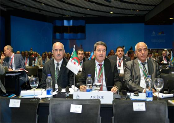 Hamel au sommet d'Interpol à Monaco: Faire barrage à Daech