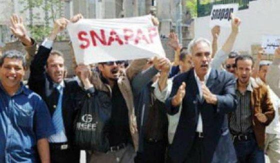 La grève générale du SNAPAP maintenue