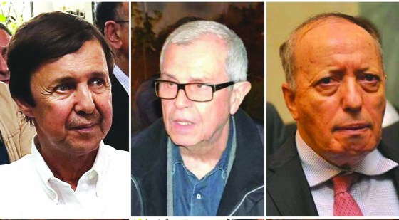 Said Bouteflika, les généraux Tartag et Toufik placés sous mandat de dépôt