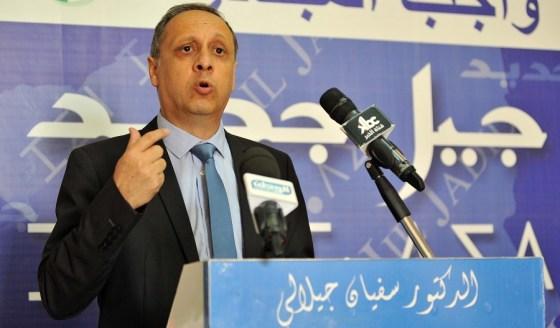 Jil Djadid appelle à maintenir une solution politique