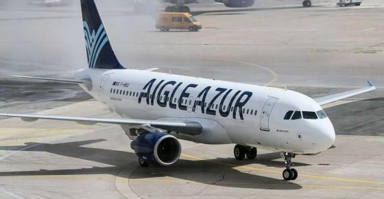 Aigle Azur s'installe dimanche dans la nouvelle aérogare