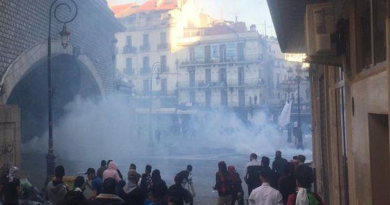 Du gaz lacrymogène en plein ramadhan