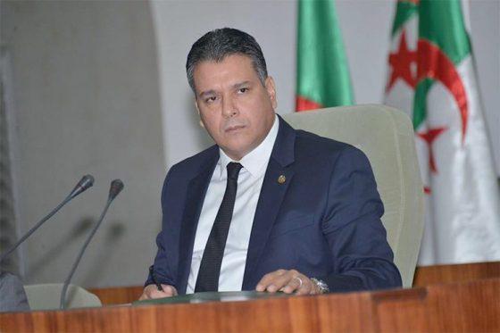 Djemaï appelle Bouchareb à se retirer de son poste