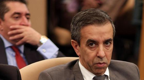 Ali Haddad à la barre ce lundi
