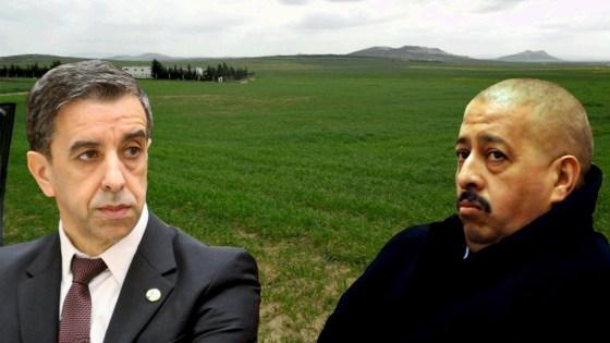 Des terres agricoles retirés à Haddad et Tahkout
