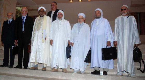 Les oulémas algériens appel à une période de transition