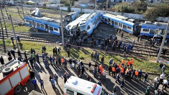 Déraillement de train Alger-Thénia: La faute au conducteur