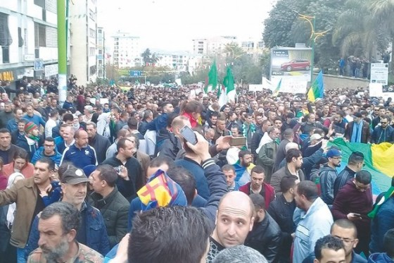 Tizi Ouzou : Forte mobilisation citoyenne