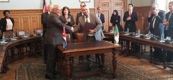 Vers la création d'un conseil d'affaires algéro-cubain