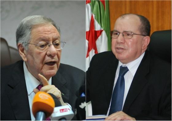 Ould Abbès et Barkat renoncent à leur immunité