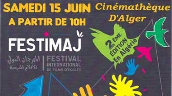 Lancement de la 2e édition du Festimaj Algérie