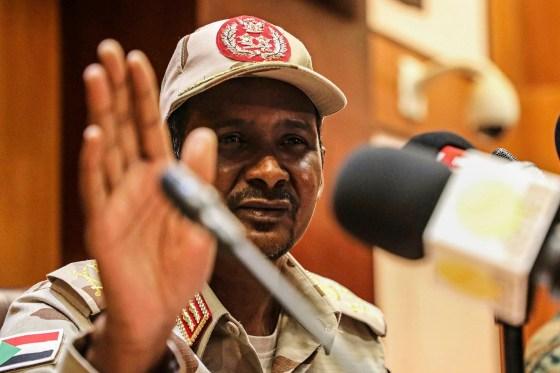 Soudan : Le Conseil militaire promet la pendaison aux auteurs de la violence