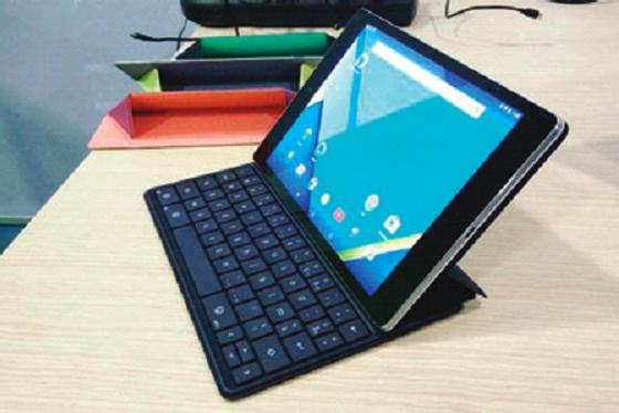 Nexus 9 : nos premières impressions sur la tablette Lollipop de Google