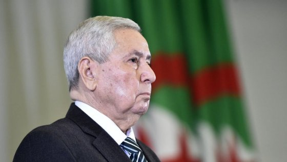 Bensalah va annoncer la date de la présidentielle