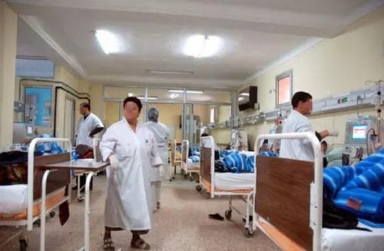 Colère après l'agression d'un médecin à El-Khroub