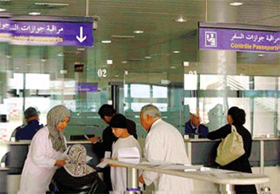 Des ressortissants syriens entrés en Algérie avec de faux passeports