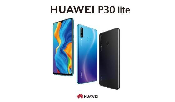 Huawei Algérie lance le P30 lite