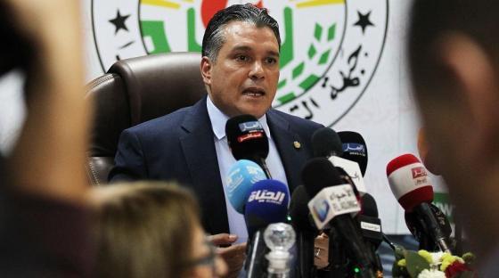 Moad Boucharab démissionne de son poste de président de l'APN