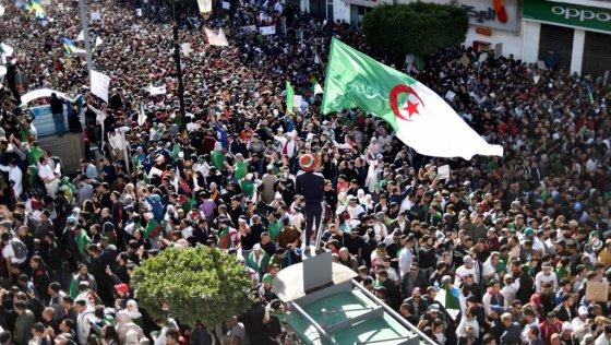 20e vendredi des manifestations: Le hirak de indépendance