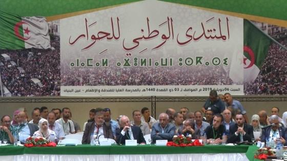 Forum du dialogue : des convergences et des concessions