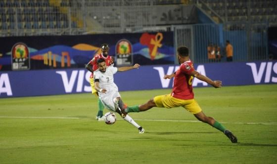 CAN2019 : Magistrale victoire de l'Algérie face à la Guinée