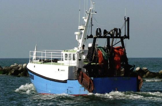 Grande mobilisation pour retrouver cinq pêcheurs disparus