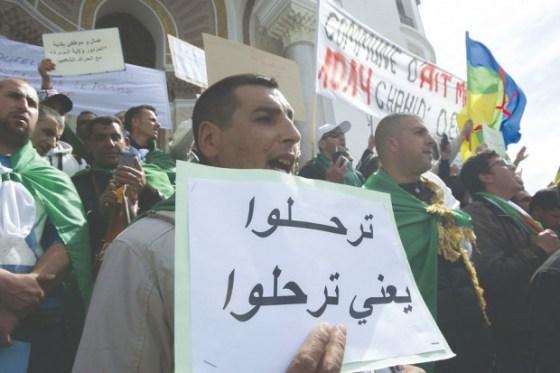 Tizi Ouzou : Marche des personnels communaux