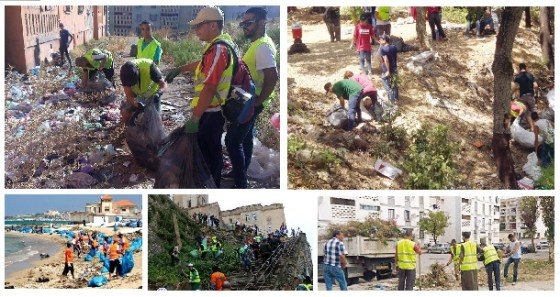 Environnemen : Lancement d'une campagne nationale de nettoiement