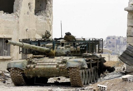 Syrie: Les combats s'intensifient à Idleb