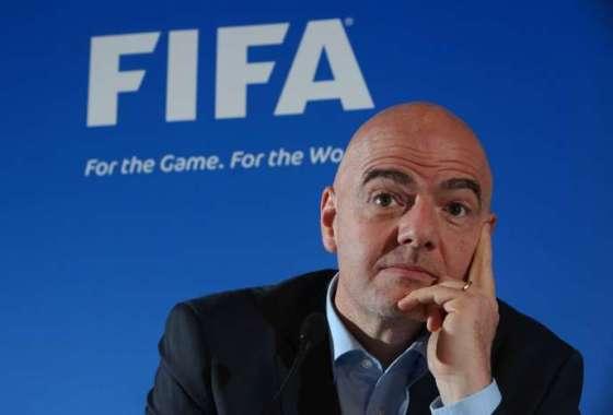 Gianni Infantino :  «L'Algérie est une grande équipe»