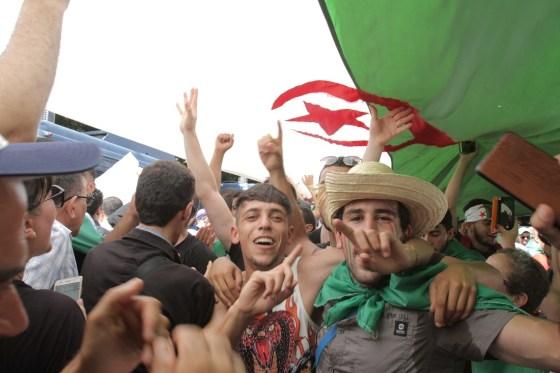 22e vendredi: Le hirak de la résistance et de l'espoir