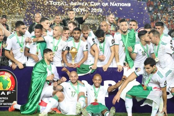 CAN 2019 : L'Algérie s'adjuge son second titre continental
