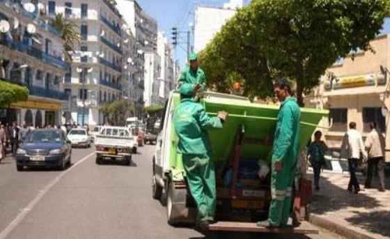 Des dizaines de tonnes de déchets collectées à El-Harrach