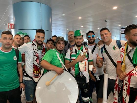 Supporters algériens restés au Caire: Fin du calvaire