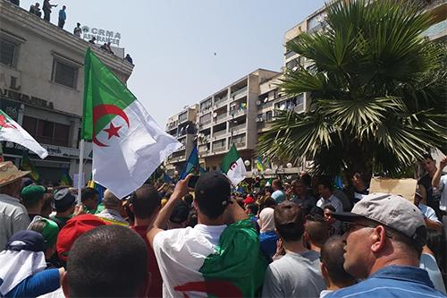 Tizi Ouzou: Grande marche populaire