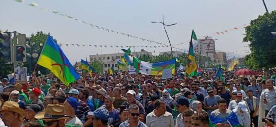 Hirak à Béjaïa: Refus du dialogue et rappel de l'article 7