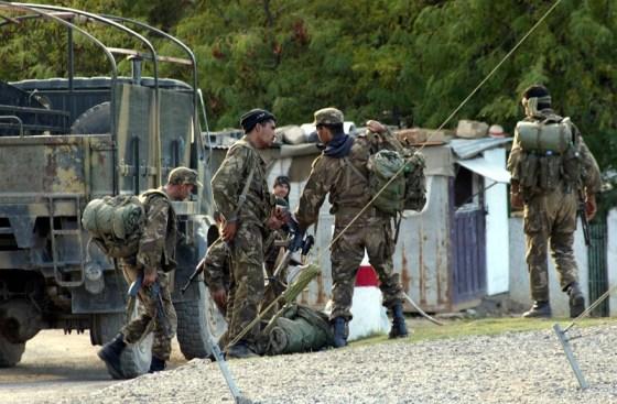 Des armes de guerre saisies à Adrar
