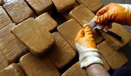 Drogue : Saisie de plus de 4 quintaux de kif traité à Aïn Témouchent et Aïn Defla