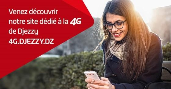 Téléphonie mobile : Djezzy augmente ses investissements au 2e trimestre 2019