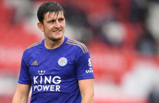 Harry Maguire le défenseur le plus cher de l'histoire !