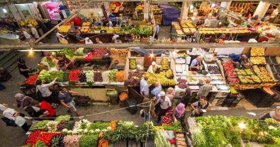 Fruits et légumes: ça flambe