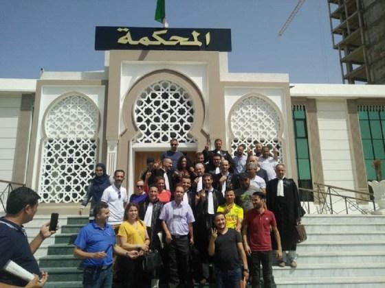 Port de l'emblème Amazigh: Nabil Fetissi libéré !