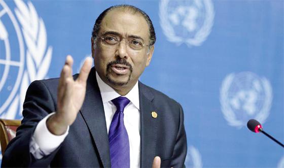 Le SG Adjoint et Directeur Exécutif de l'ONUSIDA en Algérie