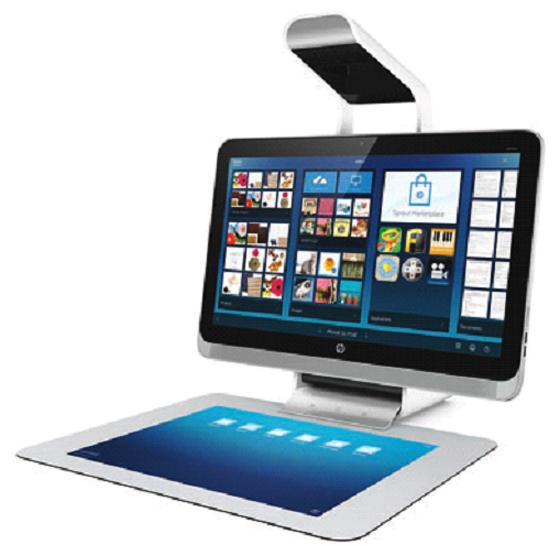 Sprout, un PC sans clavier ni souris signé HP