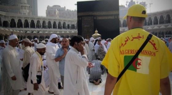 Sept hadjis algériens décédés