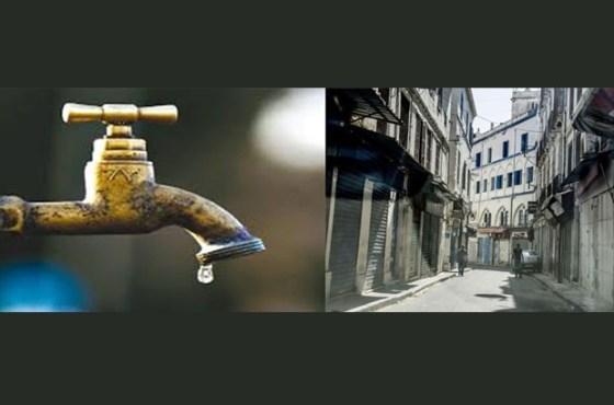Coupures d'eau durant l'Aïd : Explications peu convaincantes de l'ADE