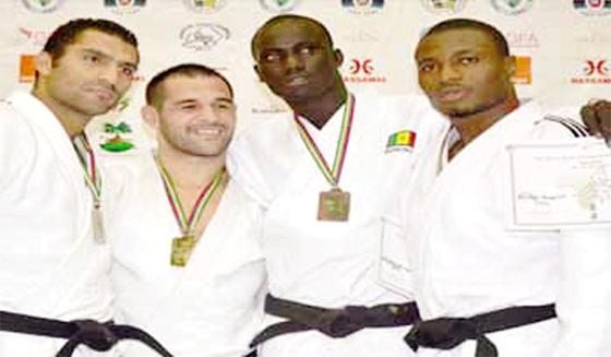 Judo : Fethi Nourine(-66 kg) remporte la médaille d'or