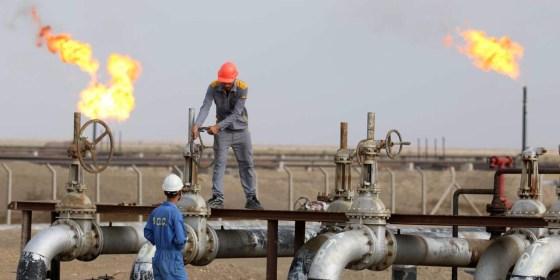 Pétrole : Le panier de l'Opep s'approche de 60 dollars le baril