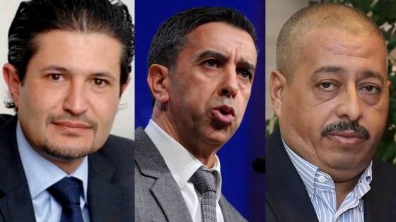 Groupes Tahkout, Haddad, Kouninef : Les noms des administrateurs connus