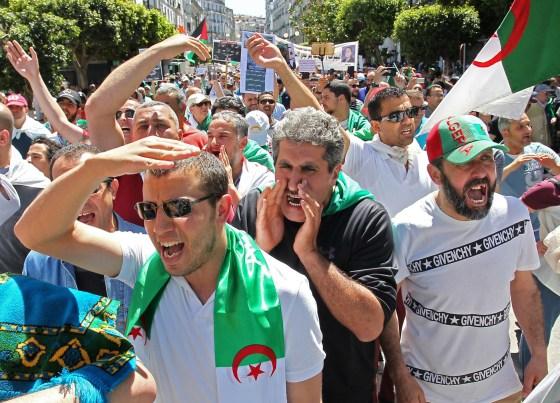 Oran, Tlemcen, Mostaganem, Mascara : Reprise en force des manifestations